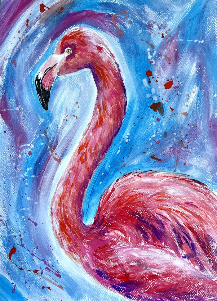 """Featured image for """"Pink Flamingo"""""""